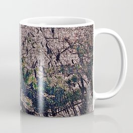 SILENT IN THE TREES Coffee Mug