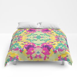 Crystal Round IV Comforters