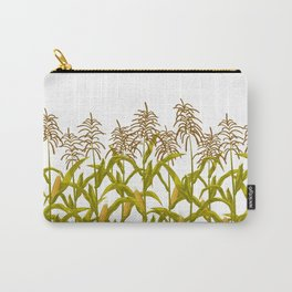 Corn maize pattern Carry-All Pouch