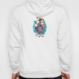 Gravity Falls Super Group Hug! Hoody