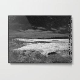 Côte Nord Metal Print
