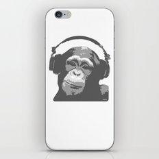 DJ MONKEY iPhone & iPod Skin