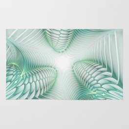 Ghost Busters || #society6 #buy #factal #portal Rug