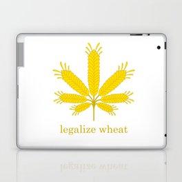 Legalize Wheat Laptop & iPad Skin