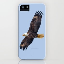 May Soaring Eagle iPhone Case
