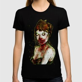 BRAAAINS BEFORE BEAUTY T-shirt
