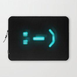 """""""CRT :-)"""" Laptop Sleeve"""