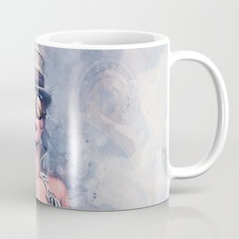 Steampunk Girl Coffee Mug