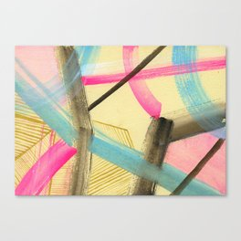 compositional study II Canvas Print