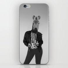 Zebra Madness iPhone & iPod Skin