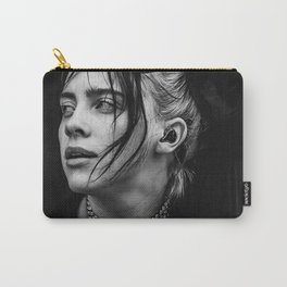 billie posters Carry-All Pouch