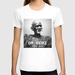 Dr. Sebi T-shirt