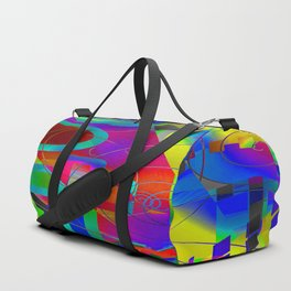 The cubic Umperkone Duffle Bag
