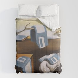 Persistence of 1.44 MB of Memory Comforters