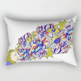 Shout!! Rectangular Pillow