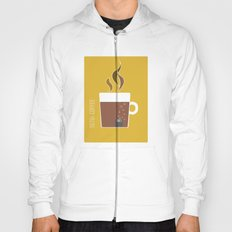 70s Coffee Hoody