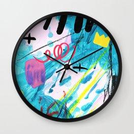 Isidore Wall Clock