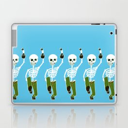 The Bird Feeder's Inheritance Laptop & iPad Skin
