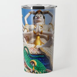 Goddess of Compassion Travel Mug