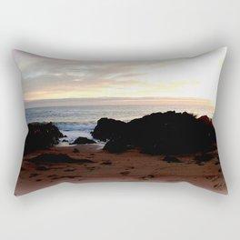 Northern shores of Tasmania Rectangular Pillow