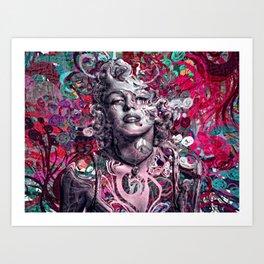 Wonderworld Art Print
