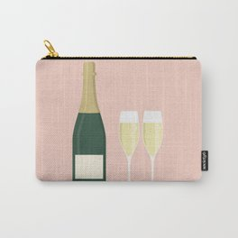 Champagne Carry-All Pouch