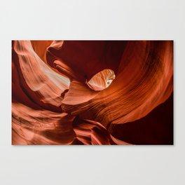 Rock Thread Canvas Print