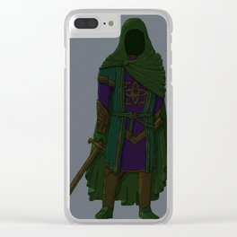 Guard Clear iPhone Case