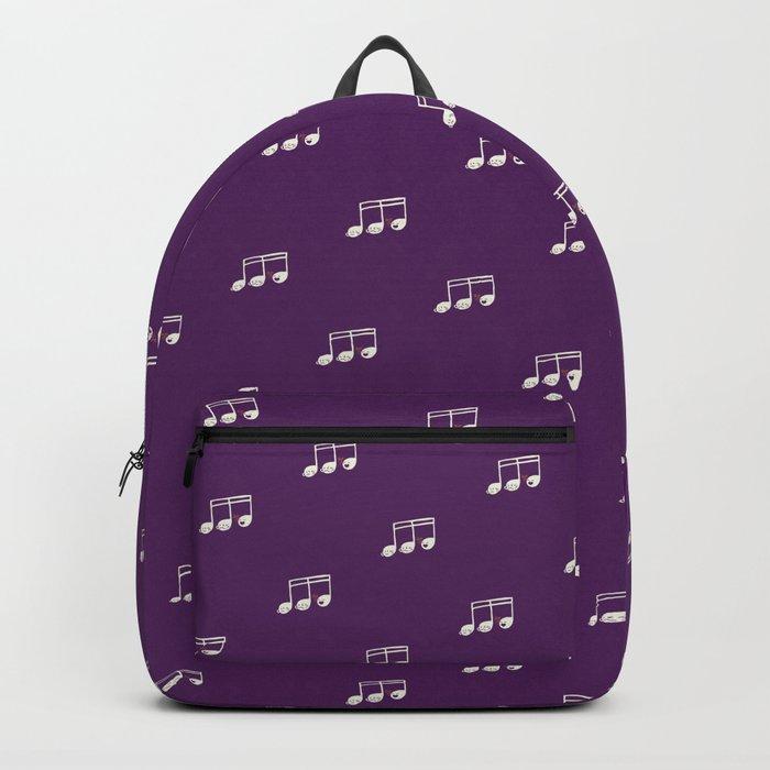 Sounds O.K. (off key) Backpack