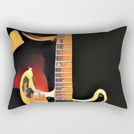 SRV - Number One - Graphic 2 Rectangular Pillow