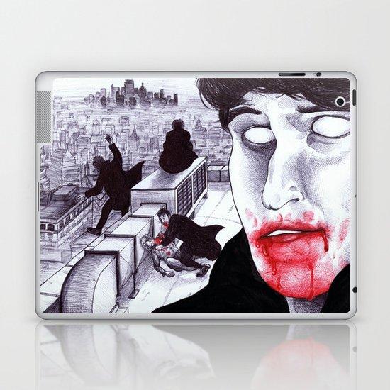 """Modern Vampires of the City"" by Cap Blackard Laptop & iPad Skin"