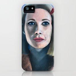Margot iPhone Case