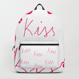Kiss My Love Backpack