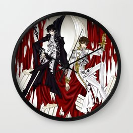 Code Geass Wall Clock