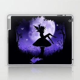 fairy in the moonlight Laptop & iPad Skin