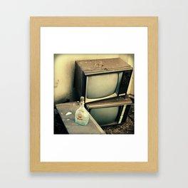 erk & jerk Framed Art Print