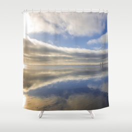 Life Reflections Shower Curtain