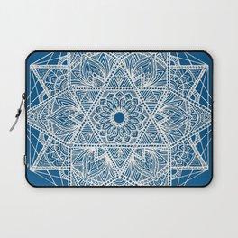 Untitled I (ocean blue) Laptop Sleeve
