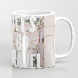 Summer in Lisbon Coffee Mug