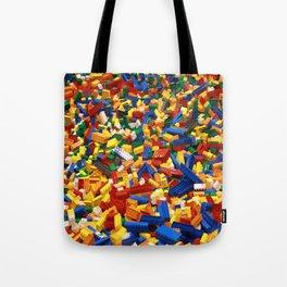 A Sea Full of Legos Tote Bag