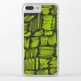 sq Clear iPhone Case