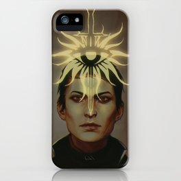 cassandra pentaghast iPhone Case
