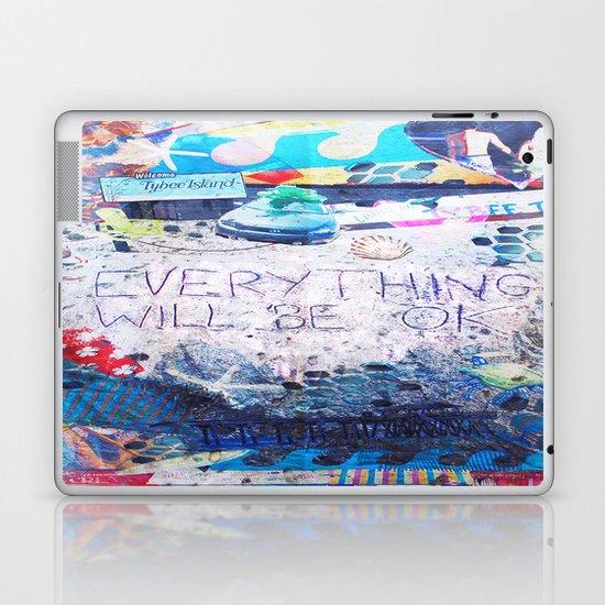 Tybee Island, GA Laptop & iPad Skin