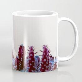 Abstract cactus Coffee Mug