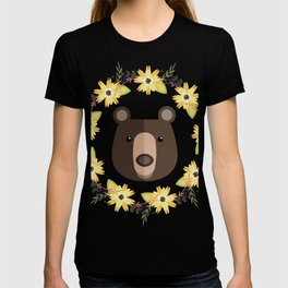 Bear&Flowers T-shirt