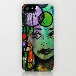 Delirium iPhone Case