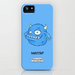 Bounceefluff iPhone Case