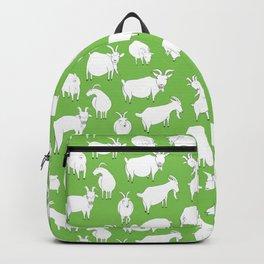 Green Goats Backpack