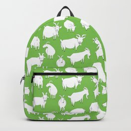 Green Goats Backpack