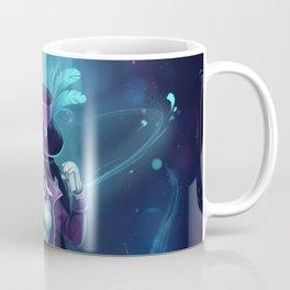 Magician Memaid + Bunny Coffee Mug